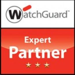 Gepanet ist WatchGuard Expert-Partner
