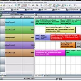Die Planungssoftware VISUAL PLANNING. Jetzt mit vielen neuen Funktionen