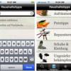 Tipps gegen Flecken und Haushaltstipps für das iPhone
