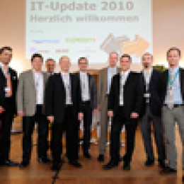 IT-Update 2010: kyberna präsentiert aktuelles IT-Know-how