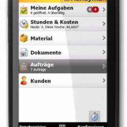 """ePocket Solutions startet mit neuer Version der mobilen Service-Software""""ePocket Handyman""""und präsentiert sie erstmals zur CeBIT 2011 auch auf Android Smartphones, iPhone und iPad"""