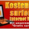 Kostenlos im Internet surfen mit den NEUEN Internet by call Tarifen von www.surf4all.de