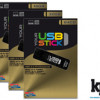 Erste USB 3.0 Sticks von K&P electronic ab sofort verfügbar.