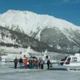 Gewinnspiel: Flug mit dem Privat-Jet nach St. Moritz