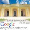 Hochkarätige Vorträge von Google Masterminds auf 1. Google Analytics Konferenz