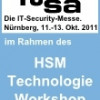 media transfer AG präsentiert HSM-Cluster-Connector auf der it-sa 2011