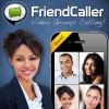FriendCaller unterstützt jetzt plattformübergreifende Gruppen-Videoanrufe