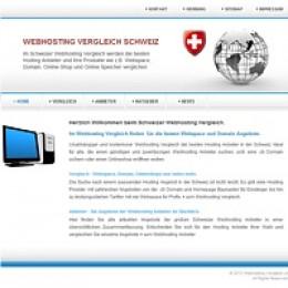Webhosting-Vergleich.ch – Vergleich für Domains, Hosting und Online-Shops in der Schweiz
