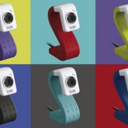 Hercules HD Twist – Flexible Webcam sorgt für bunte Abwechslung mit ganz eigenem Dreh