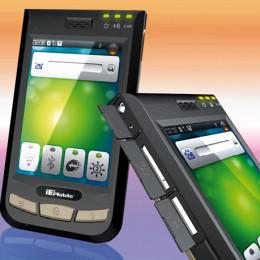 Industrie PDA für den Piont of Service Einsatz !
