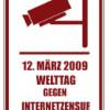 Zensur im Internet: Reporter ohne Grenzen feiert Welttag und kritisiert weltweite Überwachungen
