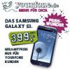 Große Knaller-Aktion bei yourfone.de: Der Mobilfunkanbieter senkt Preis für Samsung Galaxy S3 noch bis zum 28.02.