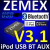 Zemex bietet Freisprecheinrichtung mit A2DP und Bluetooth für viele Automarken