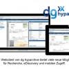 dataglobal stellt neuen Webclient für dg hyparchive vor