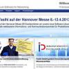 Fasihi GmbH mit Produktneuheit auf Hannover Messe