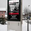 Stadtmarketing Schwaz in Tirol setzt auf Stele von Follow Me