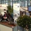 Our team at work – PC-Soft präsentiert sich stolz auf der Hannover Messe 2009