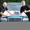 Panasonic unterstützt Fahrerteam bei Allgäu-Orient-Rallye –   Anspruchsvolles Rennen mit Charity-Charakter