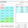 RFID-Kantinensystem: Kompakte Lösung zur Abwicklung der bargeldlosen Bezahlung