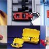 Verriegelungen von mechanischen und elektrischen Gefahrenquellen
