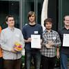 Studenten der Universität Dortmund und der Budapester University of Technology and Economics zählen 2013 zu den weltbesten Nachwuchs-Data Minern