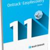Daten retten – und jetzt auch schützen und löschen:   Ontrack Easy Recovery 11